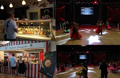 Grande successo per i Campionati di Danza Sportiva a Rimini