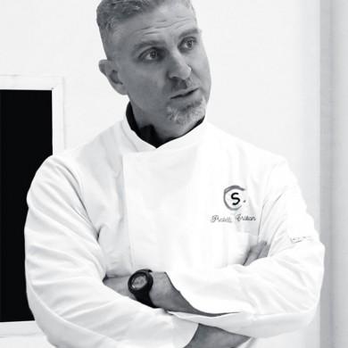 Cristian Pratelli<br>Executive Chef