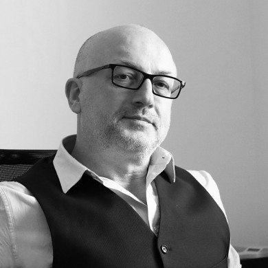 Gian Michele Pacilli <br> responsabile amministrativo