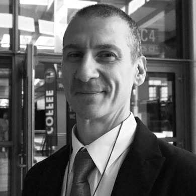 Massimiliano Canini <br> coordinatore bar fiera di Rimini