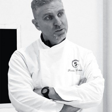 Cristian Pratelli<br>Executive Chef