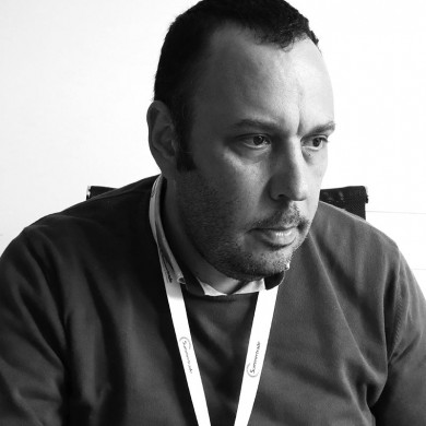 Paolo Pantaleoni  <br>Marketing & Communication Manager