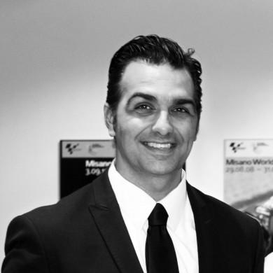 Jonathan D'Armi<br>Service Coordinator Misano World Circuit